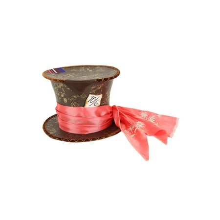 Mad Hatter Tea Party Costume Hat