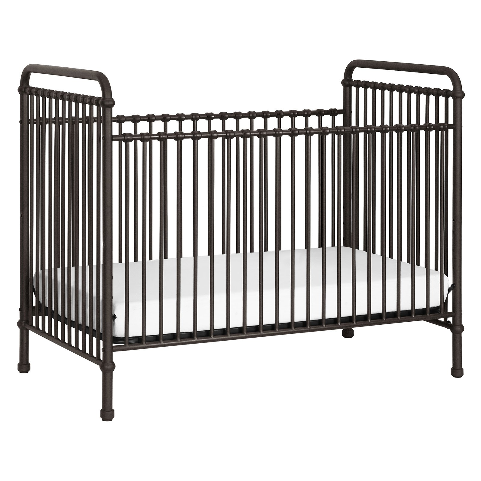 convertible baby cribs. Million Dollar Baby Classic Abigail 3-in-1 Convertible Iron Crib - Walmart.com Cribs P