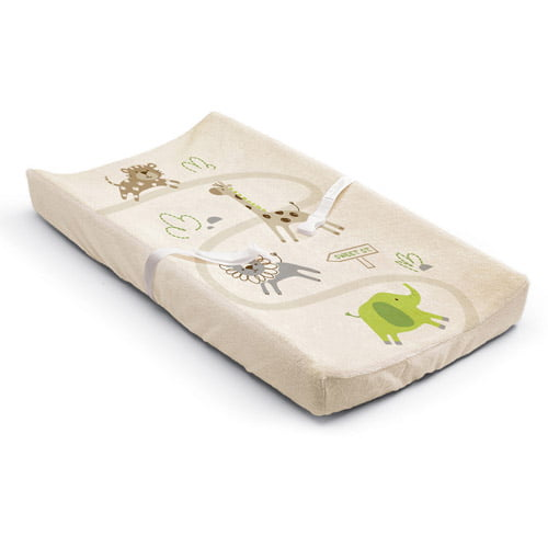 Summer Infant Changing Pad Cover, Safari by Summer Infant