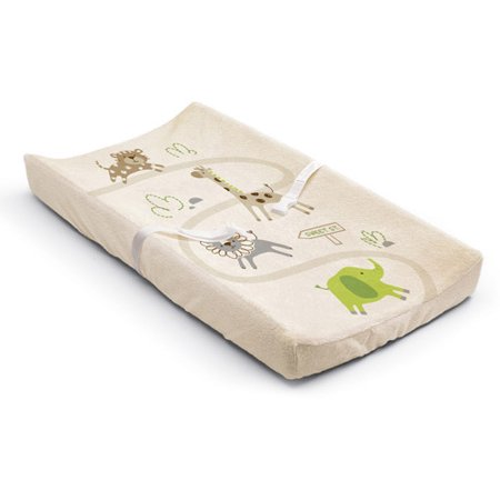 Summer Infant Changing Pad Cover, Safari