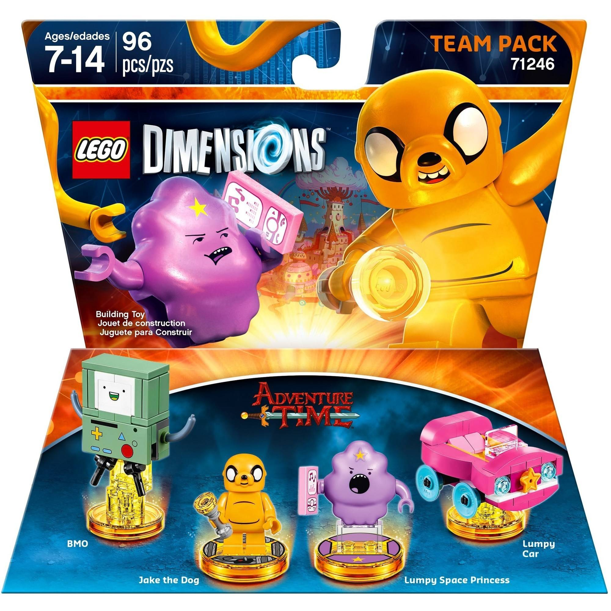 LEGO Dimensions Adventure Time Team Pack (Universal)