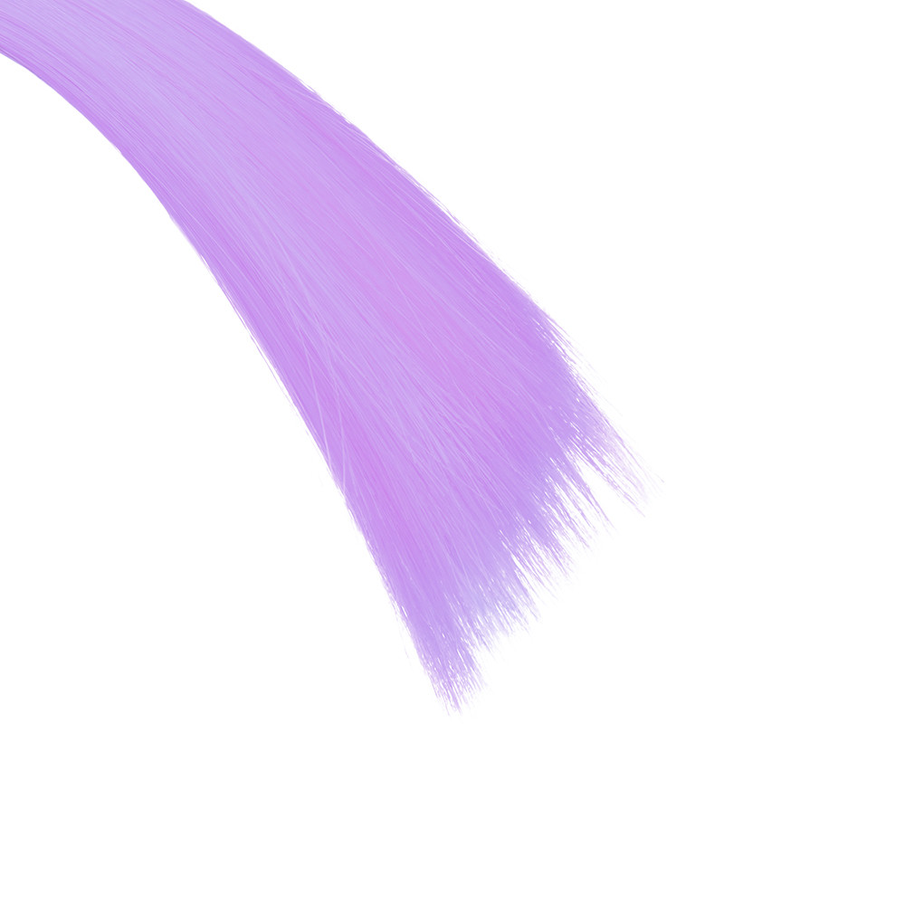 1PC Fashion 15X106Cm Wholesale Straight Hair Hair For DIY BJD Wig Doll