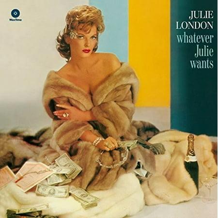 Whatever Julie Wants (Vinyl) (The Best Of Julie London)