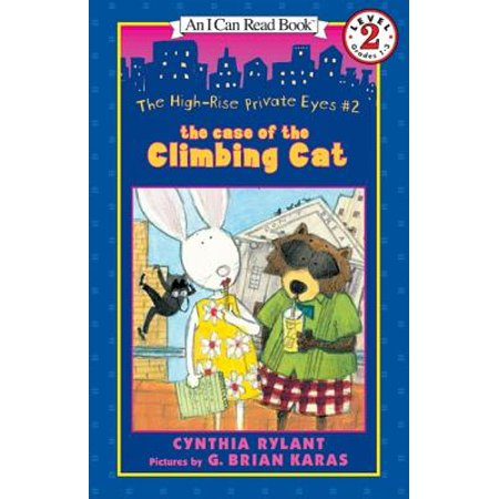 The High-Rise Private Eyes #2: The Case of the Climbing (Best Golden Books Books For 1-year Olds)