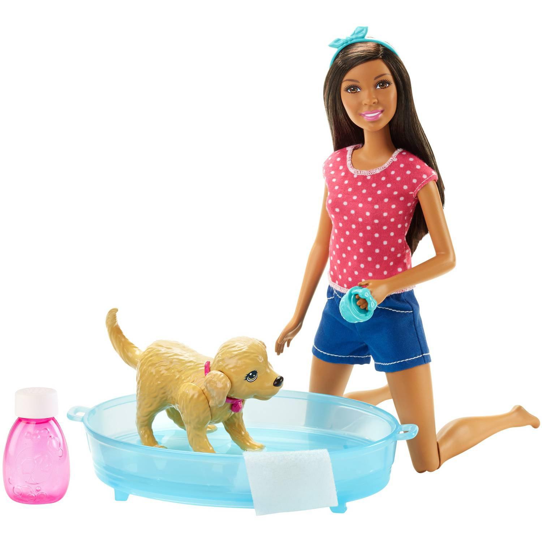 Barbie Splish Splash Pup by Mattel