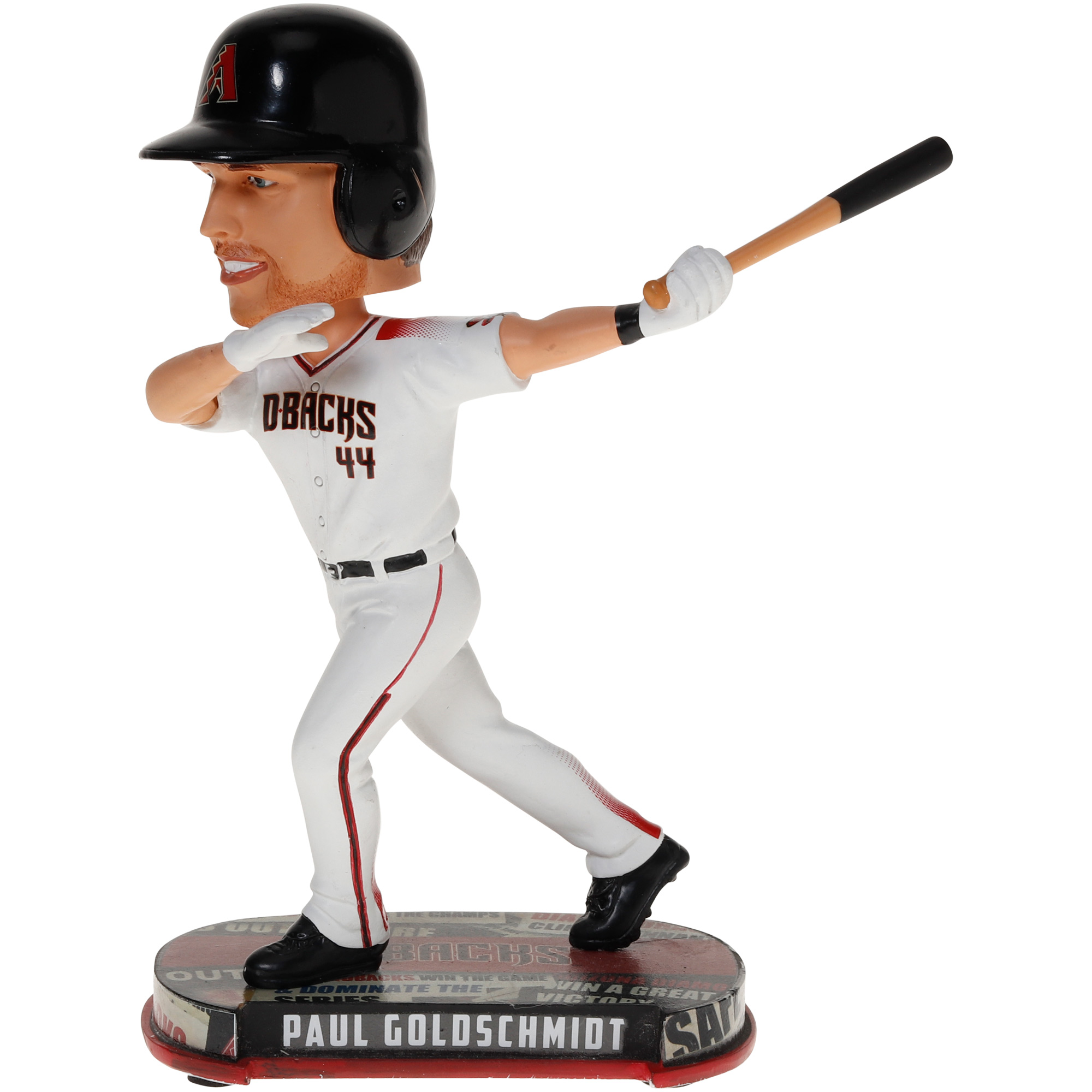 Paul Goldschmidt Arizona Diamondbacks Headline Bobblehead - No Size