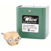 Low Water Cutoff With Short Probe, Electronic, Auto Reset, 120 Volt