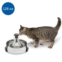 PetSafe Drinkwell Stainless Multi-Pet Fountain - 128 oz