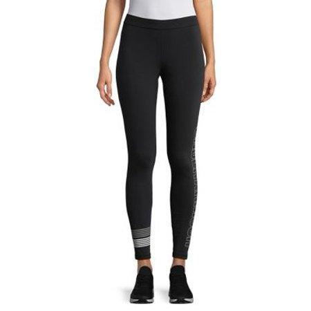 Under Armour Favorite Graphic Women's Leggings Black/Steel X-Small