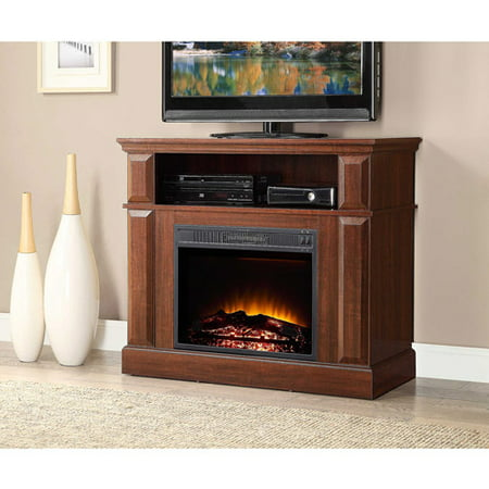 Whalen Media Fireplace Console For Tvs Up To 45 Quot Warm