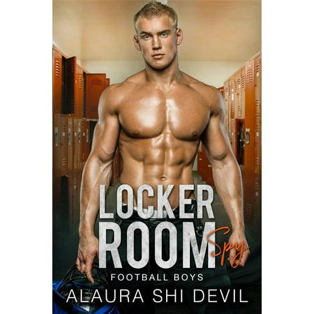 Locker Room Spy: Football Boys - eBook