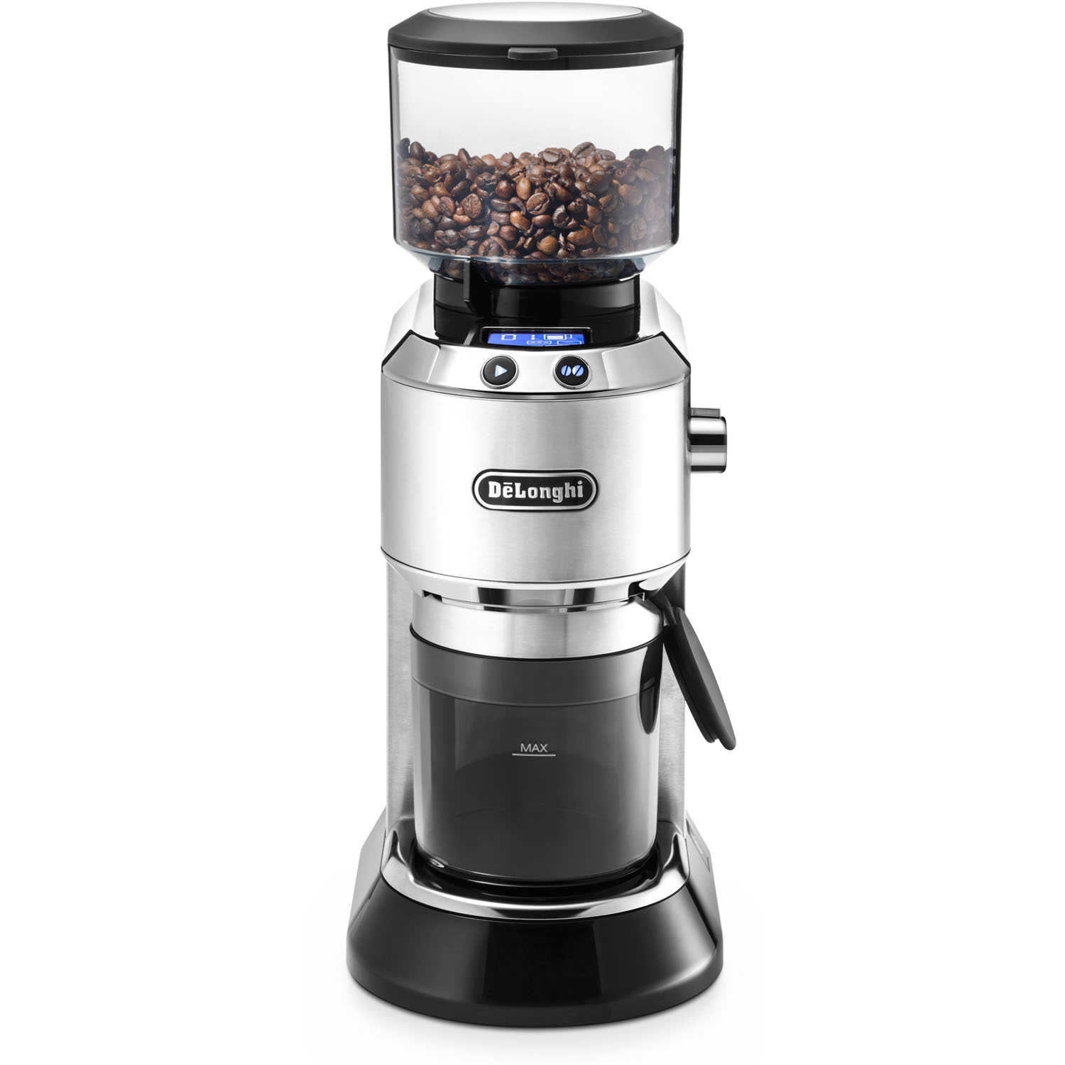 DeLonghi Dedica Conical Burr Grinder with 14-Cup Grinding Capability