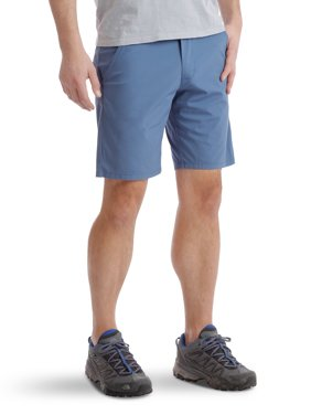 Wrangler Men's Outdoor Performance Flat Front Shorts