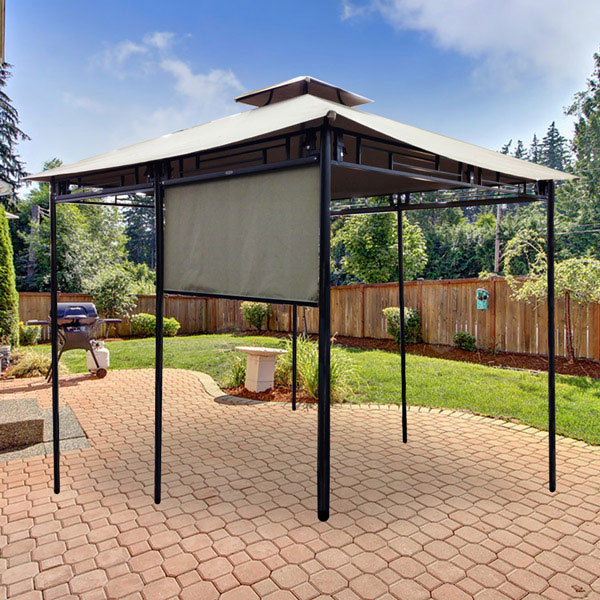 Garden Winds Replacement Canopy Top For The OSH Shade Gazebo   Riplock 350