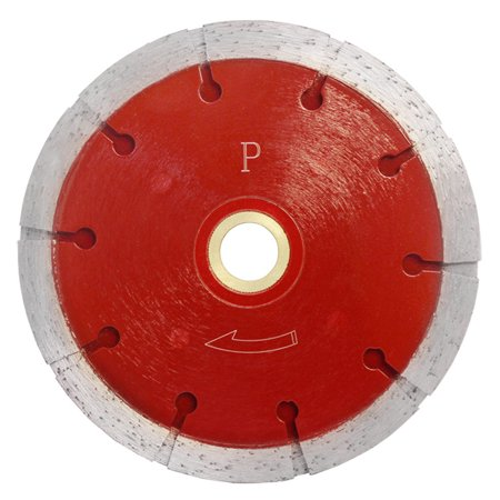 "5"""" x .375"""" Premium Triple Sandwich Tuck Point Diamond Blade Motar Joint Removal -  PROLINEMAX"