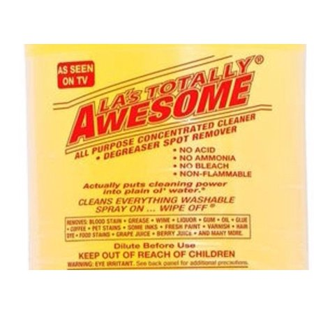 La's Totally Awesome All Purpose Concentrated Cleaner, 20 Oz (Las Totally Awesome Cleaner)
