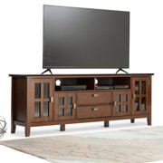 "Simpli Home Artisan 72"" TV Media Stand"