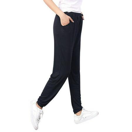 Autumn Women Jogging Harem Pants Sweatpants Sports Loose Long Pants Trousers