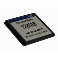 MEM-128CF-AS5XM 128MB  Compact Flash for Cisco AS5350XM, AS5400XM  (PARTS-QUICK)