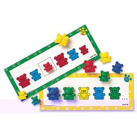 Three Bear Family Pattern Cards