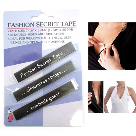 Double Sided Lingerie Tape Body Fashion Clothing Clear Bra