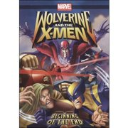 Wolverine & the X-Men Vol. 3-Beginning of the End [DVD] by Trimark Home Video