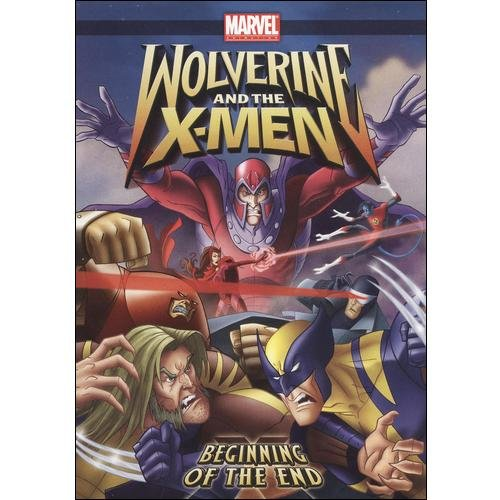 Wolverine And The X-Men: Beginning Of The End (Widescreen)