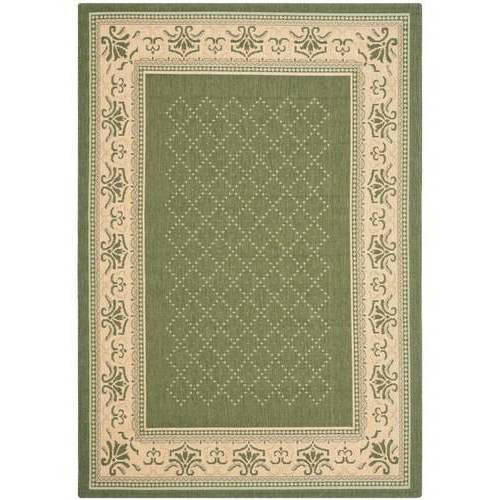 Safavieh Courtyard Eva Power-Loomed Indoor/Outdoor Area Rug or Runner