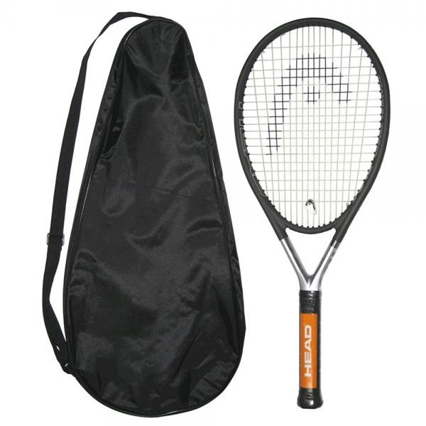 Head Ti.S6 Tennis Racquet Strung with Cover Choice of grip size by Head Racquet Sports