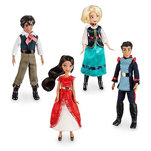 Disney Elena of Avalor Mini Doll Set 5 Inches by