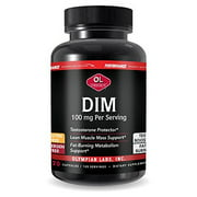 Olympian Labs-DIM, 100mg 120ct
