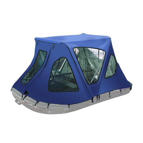 ALEKO BWTENT420B Winter Canopy Boat Tent Rain Sun Wind