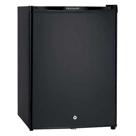 frigidaire refrigerator compact 2 4 cu ft black ffpe2411qb
