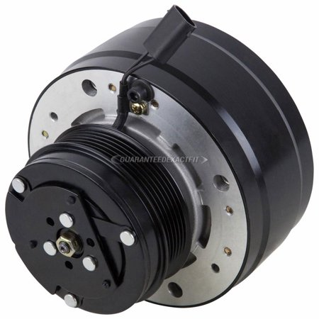 AC Compressor & A/C Clutch For Chevy GMC Buick Cadillac & Oldsmobile ()