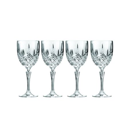 Waterford Master (Marquis by Waterford Markham Goblet, Set of 4 )