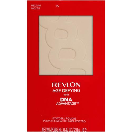 Revlon Age Defying with DNA Advantage Powder, 15 Medium, .42 oz