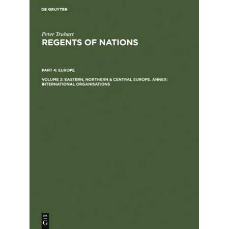 Regents of Nations: Eastern & Central Europe