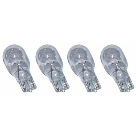 4 Count 4 Watt Wedge Bulbs - image 1 de 1