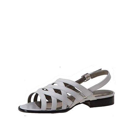 6442f282297a4 Mark Lemp Classics - Mark Lemp Classics Womens Calypso Leather Open Toe  Casual Strappy Sandals - Walmart.com