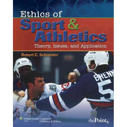 ethics is sports The fact of the matter is the sporting public are quite tolerant of poor conduct sadly, it takes much to make any significant change to behaviour many will modify behaviour for example, it is.