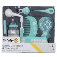 Safety 1st Nursery Care Health & Grooming Kit, Sea Stone Aqua