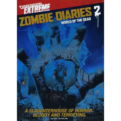 Zombie Diaries 2 (Full Frame)