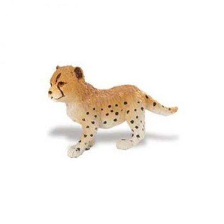 Cheetah Life (Safari Ltd Wild Safari Wildlife Cheetah Cub)
