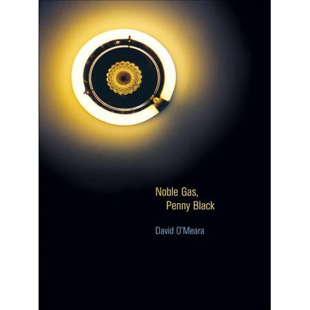 Noble Gas, Penny Black - eBook (Canadian Pennies)