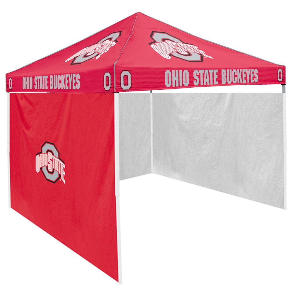 Logo Chairs Ohio State Buckeyes NCAA Colored 9'x9' Tailga...