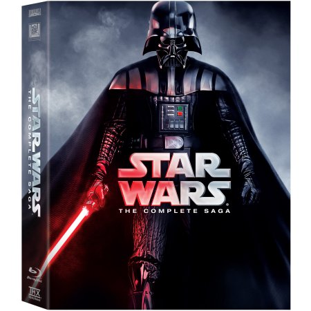 Star Wars: The Complete Saga (Blu-ray) by 20th Century Fox Home Entertainment