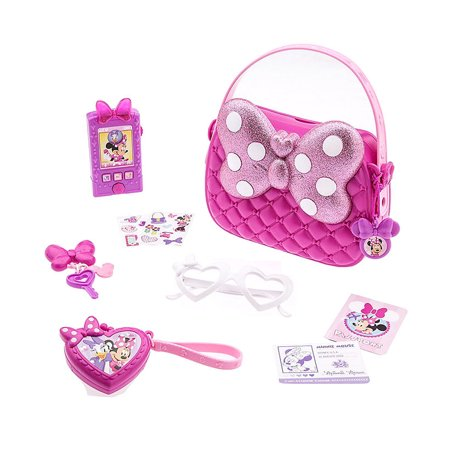 Toy Playset Minnie Mouse Happy Helpers Purse - Minnie Mouse Halloween Bag