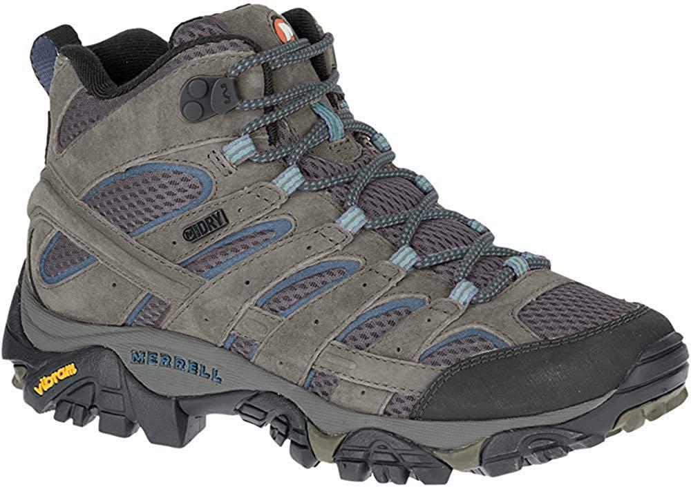 merrell moab hiking boots women's
