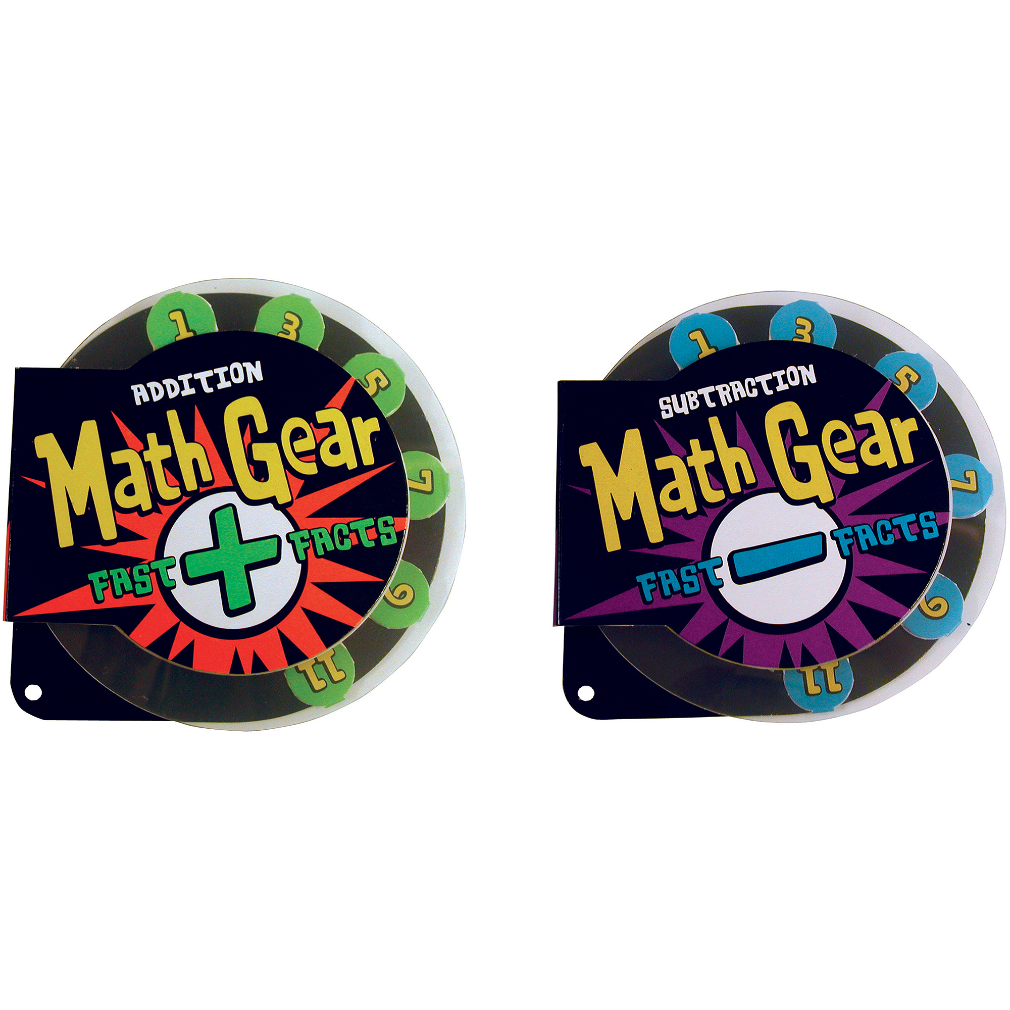 Math Gear Combo Pack, Addition/Subtraction