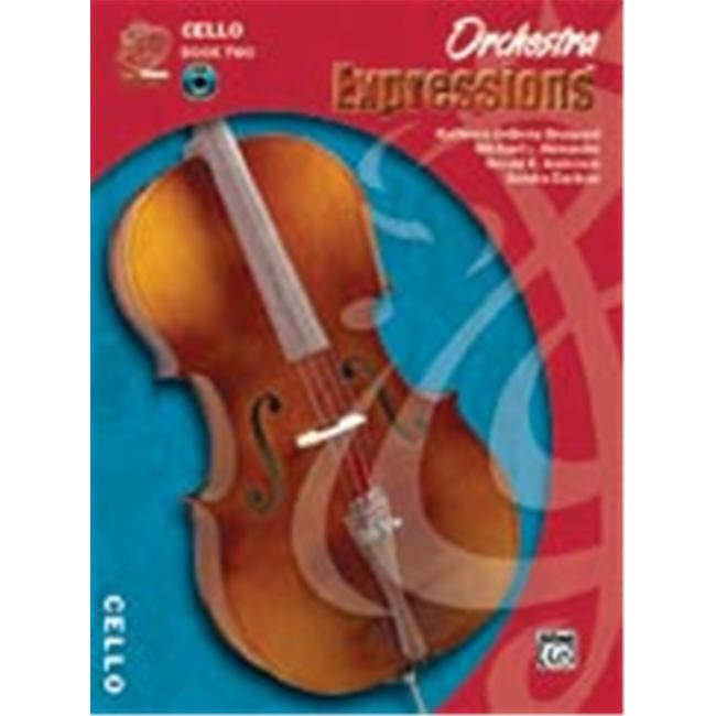 Alfred 00-EMCO2004CD Orchestra Expressionso- Book Two- Student Edition - Music Book